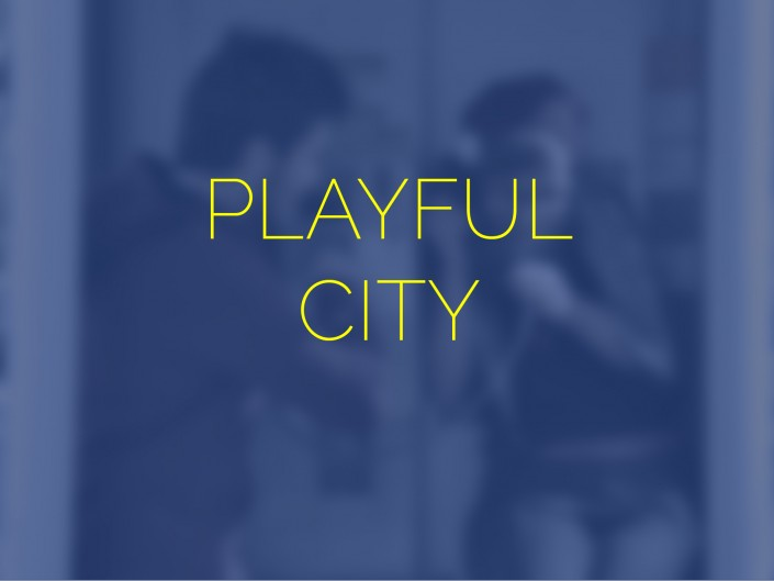How can we bring spaces of creative expression and play into the city? How can the services of the city be improved or even re-imagined, considering such a community of players?